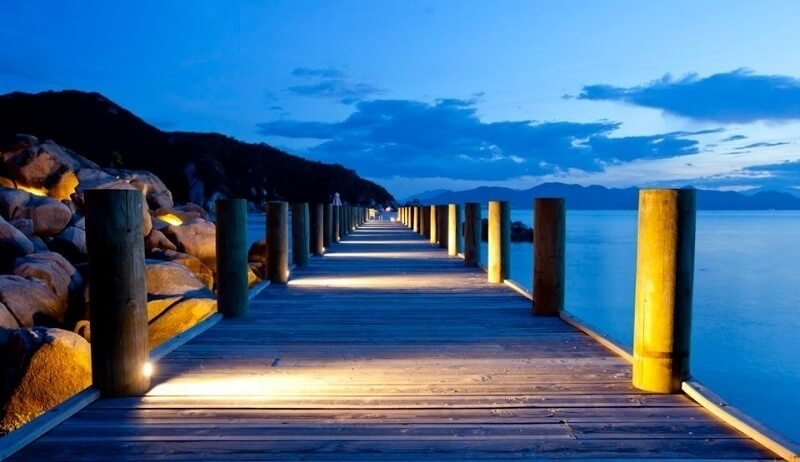 L'Alyana Pier Ocean