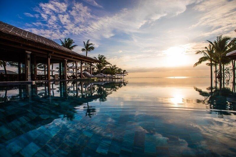 The Anam Beach Club Pool