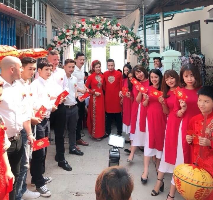 Joining a Vietnamese Wedding - In Country Tours