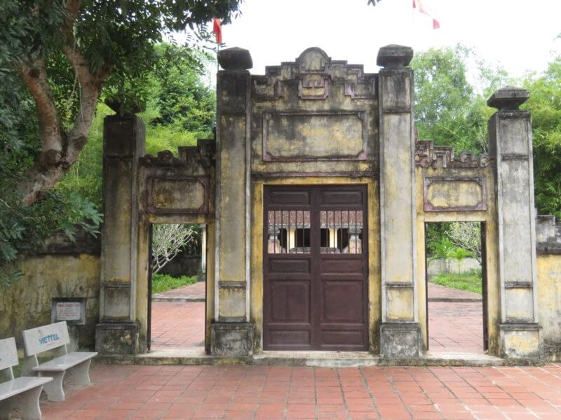 Military History in Central Vietnam - In Country Tours